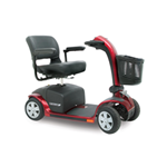 Victory® 10 4-Wheel Scooter - The Victory® 10 series offers added styl